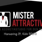 Mister Attractive Geschenkgutscheine - Männerkosmetik Köln